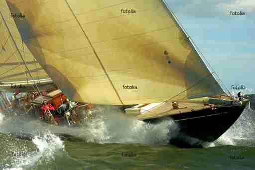 Classic Super Yacht Racing
