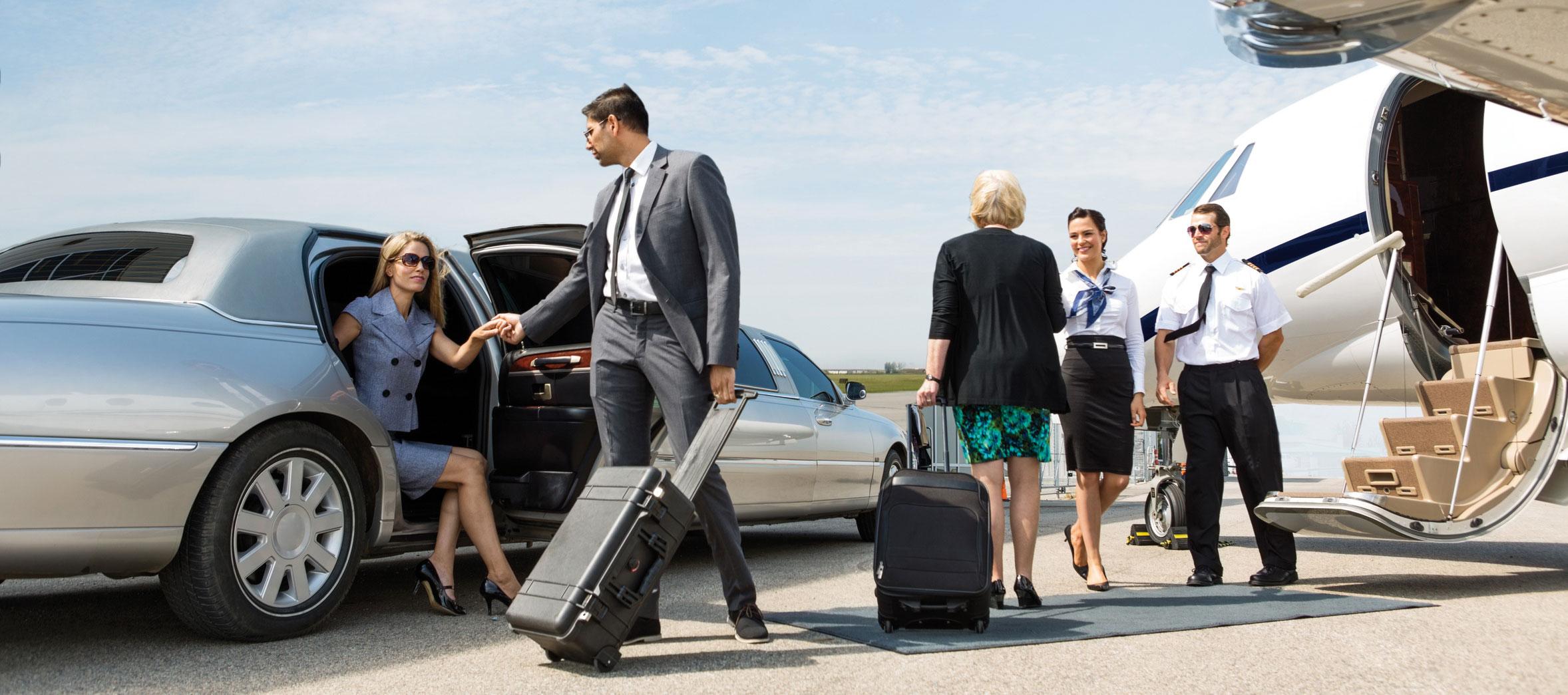 Business Jets & Flugzeugcharter